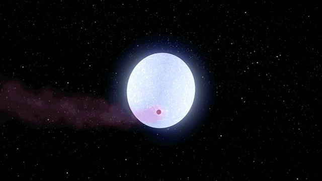 KELT-9b exoplanet