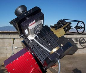 kelt telescope in arizona