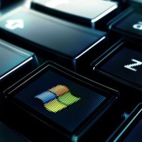 Keyboards differ by manufacturer and the operating system they are designed for.