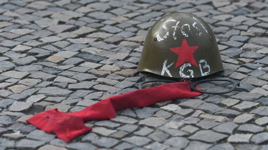 What Happened to the KGB When the Soviet Union Folded?