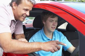 How can you tell when your teen is ready for solo driving? See small car pictures.