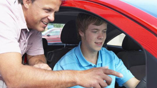 How to Tell When Your Kid Is Ready to Drive Alone