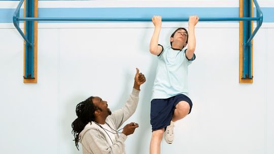 Could You Pass Your Kid's Middle School Fitness Test?