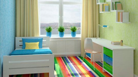 Spring Decorating Refresh: Kids' Rooms
