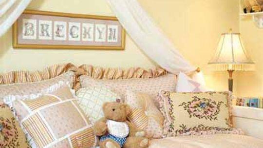 Kids' Bedroom Decorating Ideas