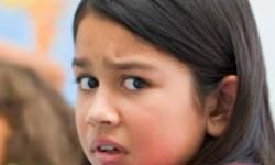 A divorce can have devastating effects on a child.