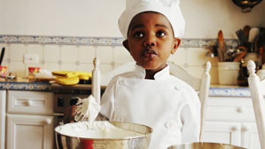 If a kid helps cook it, is he or she more likely to eat it?