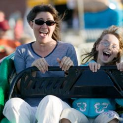 How can you make sure your kids are safe while having a good time?