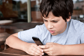 One important consideration? Determining how much you might miss out on if your child is able to communicate with peers exclusively by text.