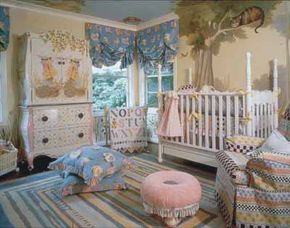 Coming up with a plan before you start buying things will create visual order and, ultimately, a space you and your child be proud of.