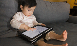 If your child takes a fancy to your own tablet, a personal kid-friendly device might not be too far off.