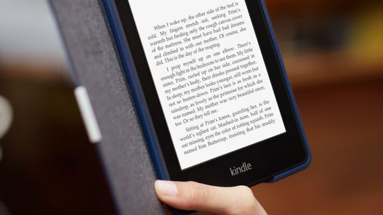 How the Kindle Paperwhite Works