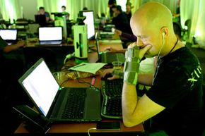 In June 2011, Microsoft hosted a code camp at their Redmond campus to introduce the Kinect SDK to developers.