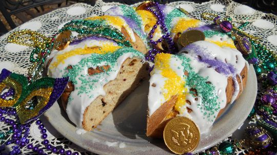 Who Put the Baby in the King Cake?