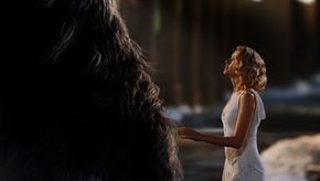 King Kong's fur was one of the most difficult-to-animate aspects of the character.