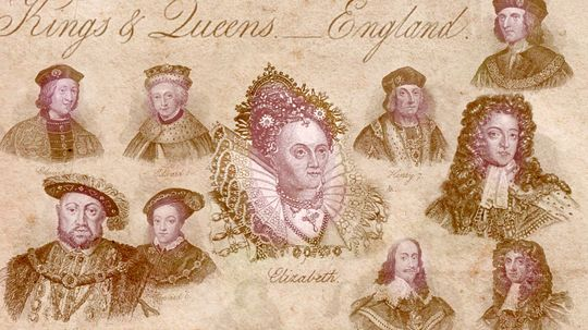 All Hail the Kings and Queens Quiz
