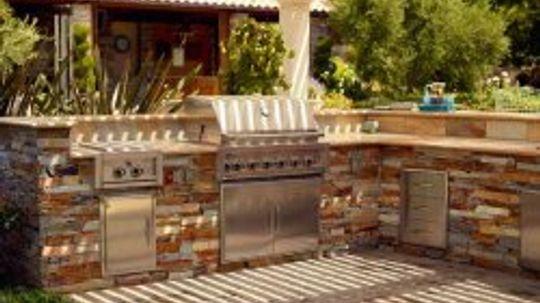 5 Ideas for Outdoor Kitchen Designs