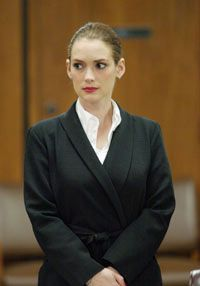 Actress Winona Ryder was convicted of shoplifting in 2002, but she didn't attempt a kleptomania defense.