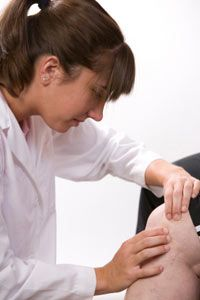 Total knee replacement should be a last resort -- go through all your other options first.