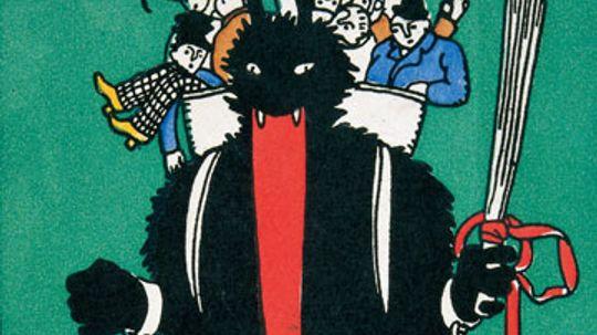 The Krampus Gallery of Holiday Doom!
