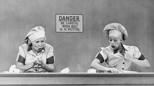 Did Lucille Ball Use Her Fillings to Spy?