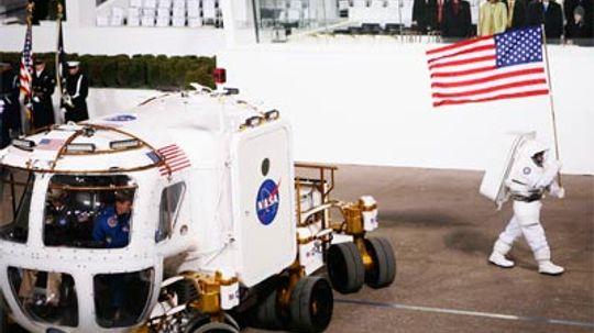 How Lunar Rovers Work