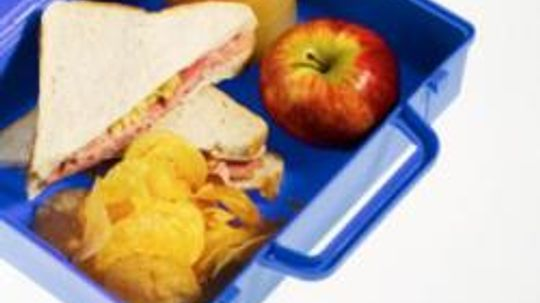 Lunch Box Pictures