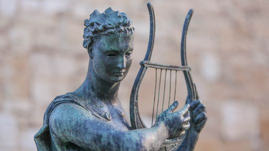 The Light and Airy Lyre Has Plucked Its Way Through the Ages