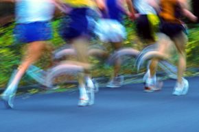 When you cross your lactate threshold it becomes increasingly difficult to maintain your pace.