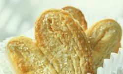 Palmiers are sometimes called Elephant Ears.