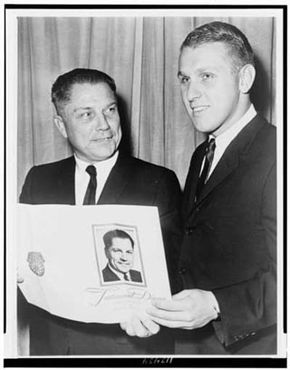 """Like his father James R. """"Jimmy"""" Hoffa, who joined the Teamsters as a young man, James P. Hoffa has been a member of the Teamsters for decades, now serving as the union's president."""