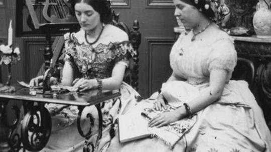 How Ladies' Aid Societies Worked