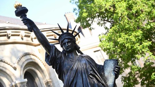 France Is Sending Lady Liberty's 'Mini Me' to New York
