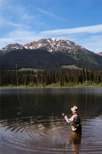 Fly fishing is a distinct and ancient angling method, most renowned as a method for catching trout and salmon.