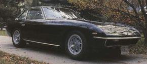Essentially a rebodied Lamborghini 400 GT 2 + 2, the angular Lamborghini Islero was overshadowed by the Lamborghini Espada and its spectacular styling.