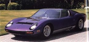 Lamborghini invented the modern supercar with the Miura. It debuted twice, first in 1965 as a bare chassis that sent rich enthusiasts for their wallets, then in 1966 with a body by Bertone stylist Marcello Gandini that electrified the motoring world.