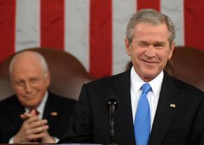 Bush's 2008 Address.