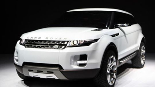 How the Land Rover LRX Works