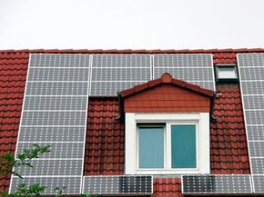 Adding solar panels to your roof is an environmentally-conscious move ... but can you make your landlord do it? See more pictures of green living.