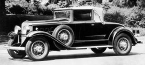 The 1930 LaSalle Series 340 followed industry convention by being longer, heavier and more powerful than previous models.