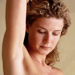 Underarm skin can be sensitive, but laser hair removal is surprisingly gentle.