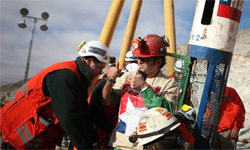 Every one of the trapped Chilean miners was rescued successfully.