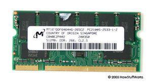 SODIMM modules