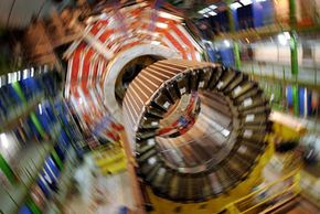The magnet core of the Large Hadron Collider might one day unite the strong force with the electroweak force.