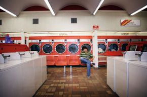 OK, laundry day may not be thrilling, but you can make it better for yourself and your fellow launderers by being polite.