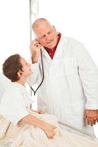 Humor can also aid doctor-patient relationships.