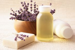 Lavender not only adds a pleasant aroma to skin cleansers, it may help prevent acne, too. See more pictures of unusual skin care ingredients.