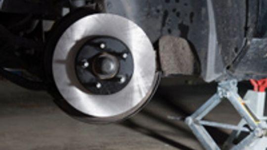 Why is my car leaking brake fluid?