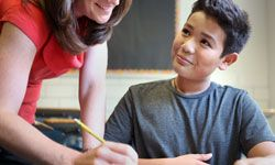 What should you expect when starting the sixth grade?