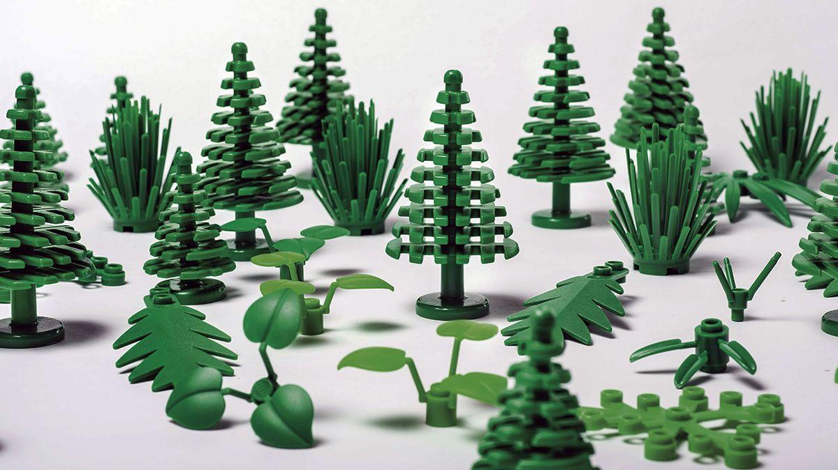 Legos Go Green!